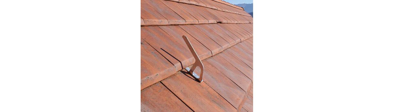 ANCRAGES BOIS - Solutions antichute - travaux sur toitures