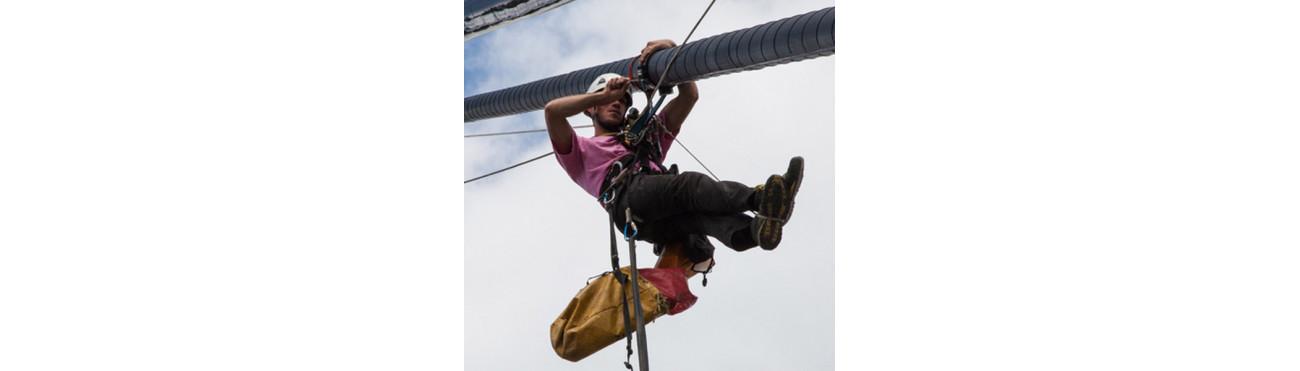 Descendeur sur corde, descendeur cordiste ou de secours