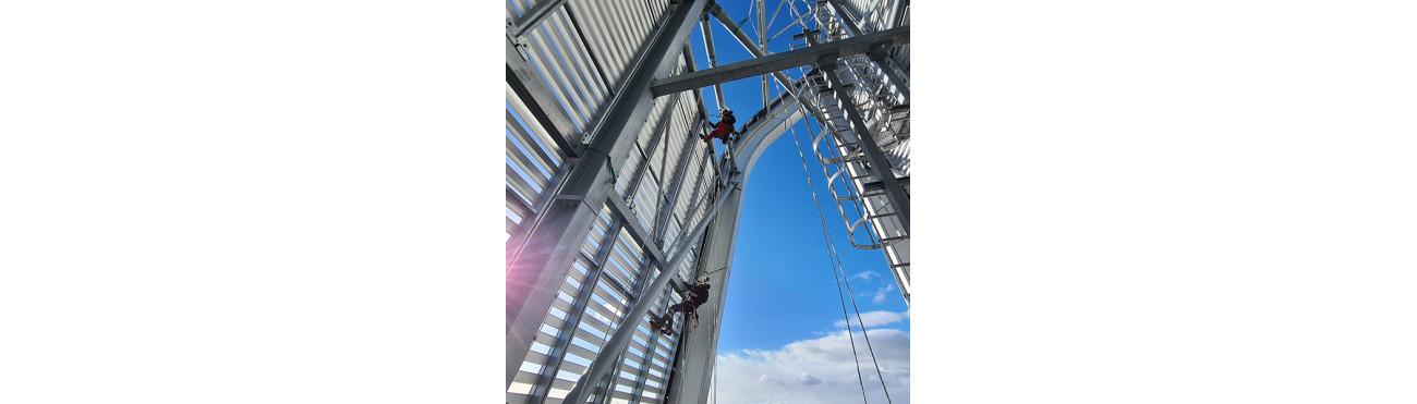 BLOQUEUR SUR CORDE - Equipement protection travail hauteur