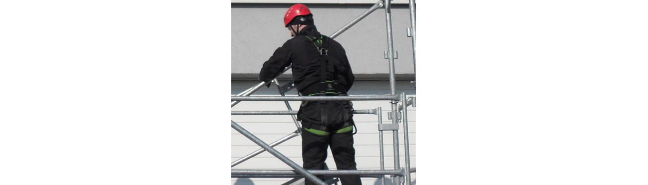 PROTECTIONS INDIVIDUELLES - Kit échafaudeur sécurité et protection