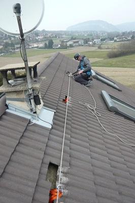 interventions sur toiture
